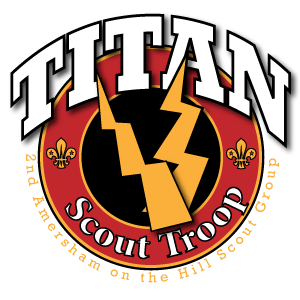 Titan Scout Troop Logo