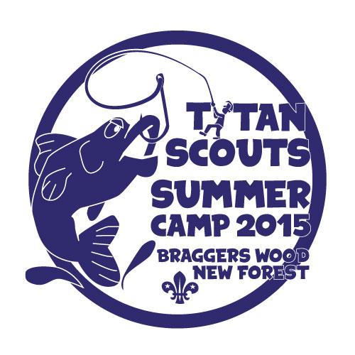 Titan Scouts Summer Camp 2015